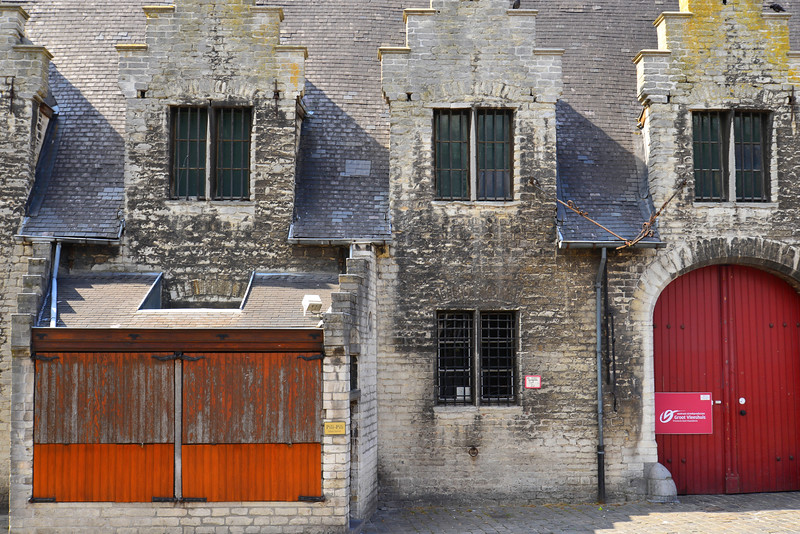17th-century Slaughterhouse, Ghent