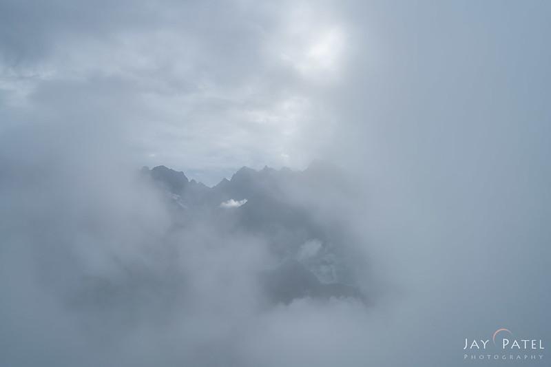 Macho Mountain Trail, Machu Picchu, Peru