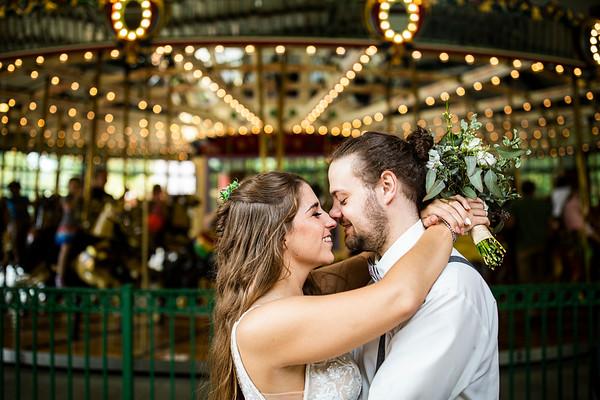 Nicole + Chad: Wedding