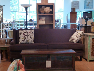 Finding a (new) dream couch...