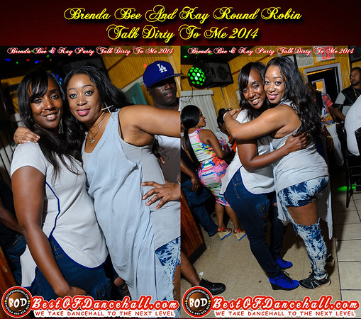 8-20-2014-BRONX-Brenda Bee And Kay Round Robin Talk Dirty To Me 2014