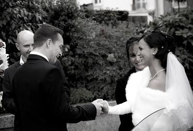 Les mariés