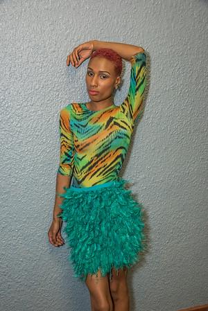 Momentum Fashion Show @ Peek 6-26-16