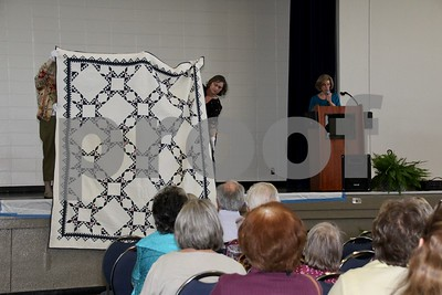 3/23/17 36th Annual Quilt Show - Preview Party by Jim Bauer