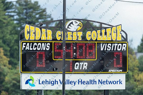 Cedar Crest College Soccer vs Medaille 09/02/2019