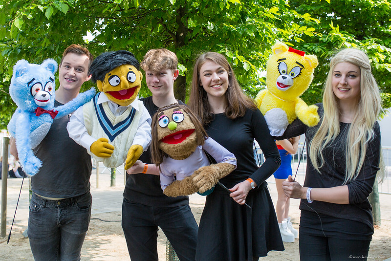 Roxy & Friends - Avenue Q - MCM London Expo - 29th May 2016