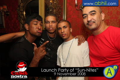 Club Casa Nostra - 9th November 2008