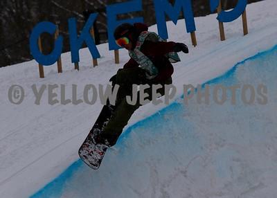 2018 VT High School Snowboard Championships