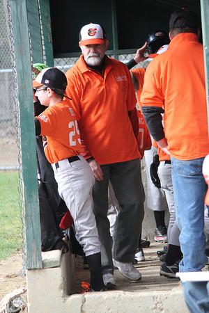 Sandown Major Minors Baseball