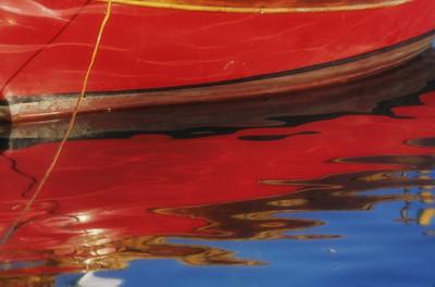 Boats colors & reflex