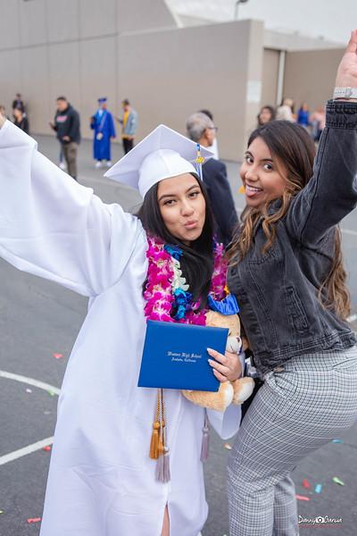 Isabel's Graduation Day!