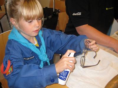 Spejderhjælp 2011 i Hellum