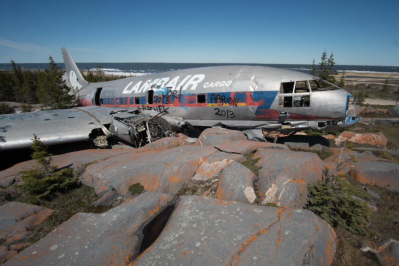 Miss Piggy plane crash Churchill Manitoba Canada DSC01060.jpg