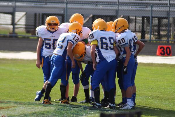 2013 AMS Football at Garrett