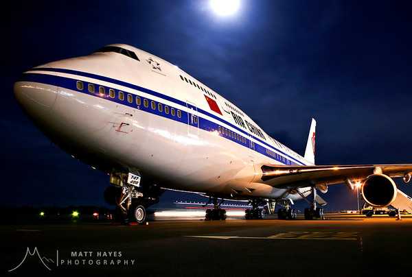 Foreign Airliners