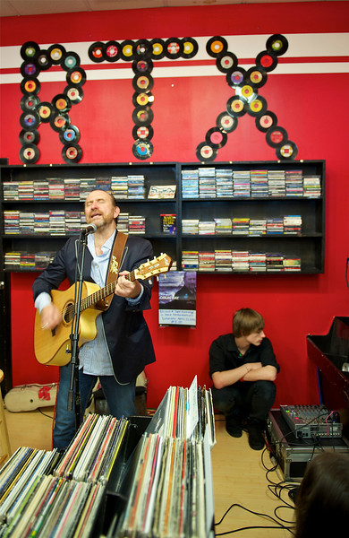 Colin Hay @ RTX Store. Fairfax, Virginia. April 2012