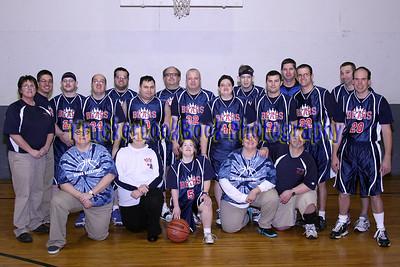 Bears Basketball / Team Photos