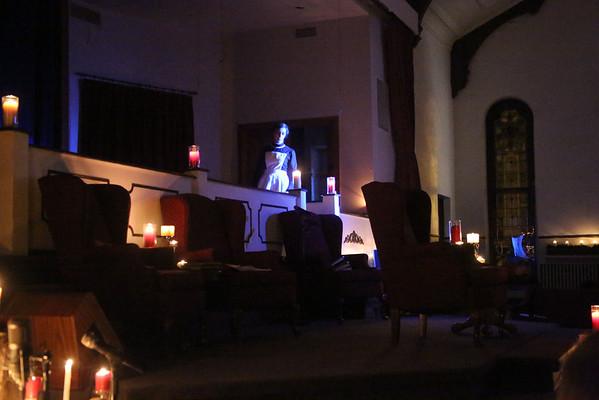 2013 Christmas Candlelight Service