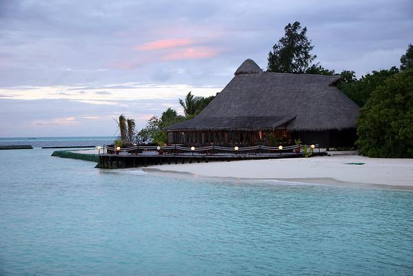 Komandoo Resort, Lhaviyani Atoll, May 2008