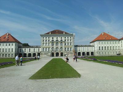 Nymphenburg Juli 2012