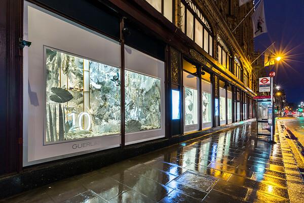 Guerlain window