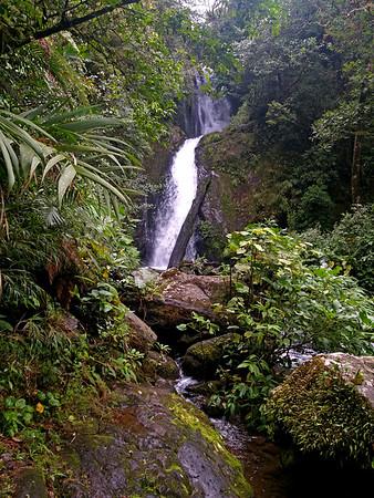 The Melody Waterfall  ---  Catarata La Melodia