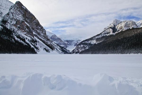 Lake Louise Ice Festival 2011