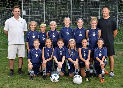 St Clare Soccer - Team Photos