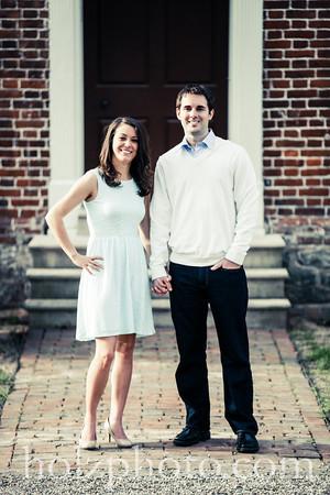 Sarah & Jared Creative Engagement Photos