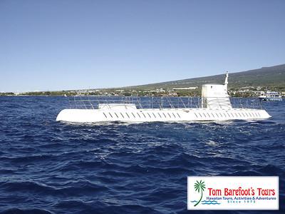 4488 Kona Submarine and Island Breeze