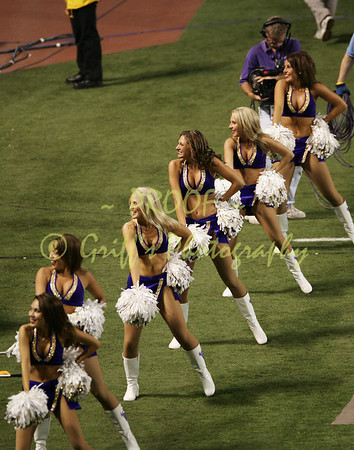 2006 Minnesota Vikings Cheerleaders