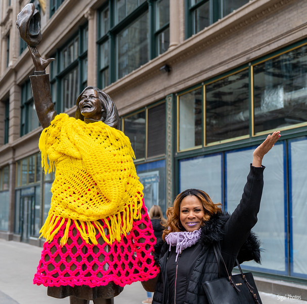 012 2020 02 01 Michelle at Mary Tyler Moore Statue.jpg