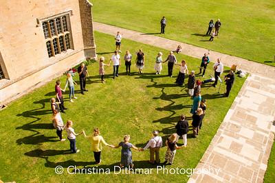 16th Century Dancing at Barrington Court