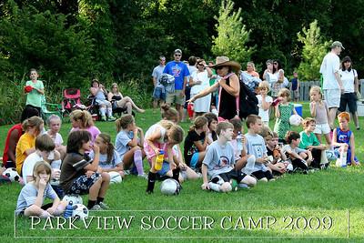 Parkview Soccer Camp