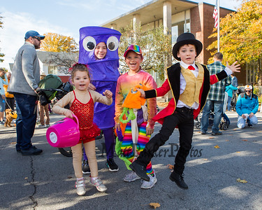 2019-10-26 Exeter's Annual Halloween Parade