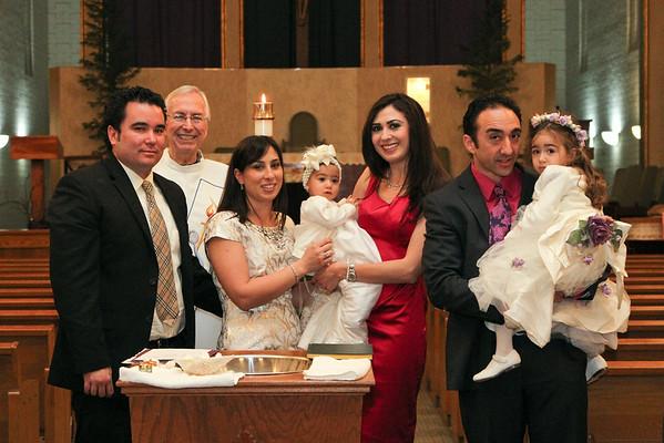 Giselle Kalo :: Baptism :: 03.20.11