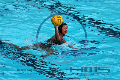 High School Girls Water Polo 2018