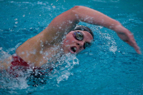Womens Swimming January, 17 2009