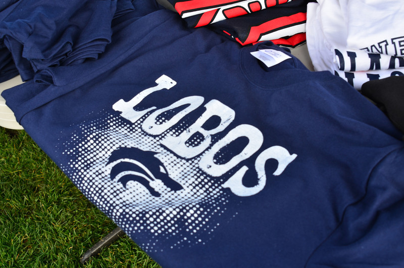 The new Lobos shirt