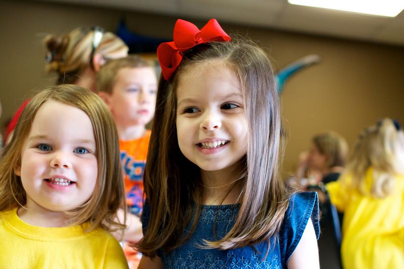 Anna & her friend Addyson