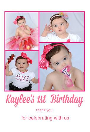 KAYLEE 1ST BIRTHDAY