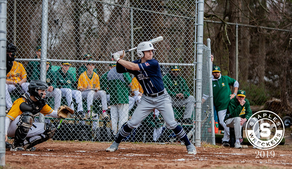 Staples at Trinity Catholic, April 12, 2019, Dylan Goodman for Greershotz