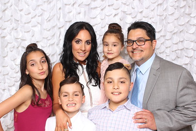 Luca's First Holy Communion