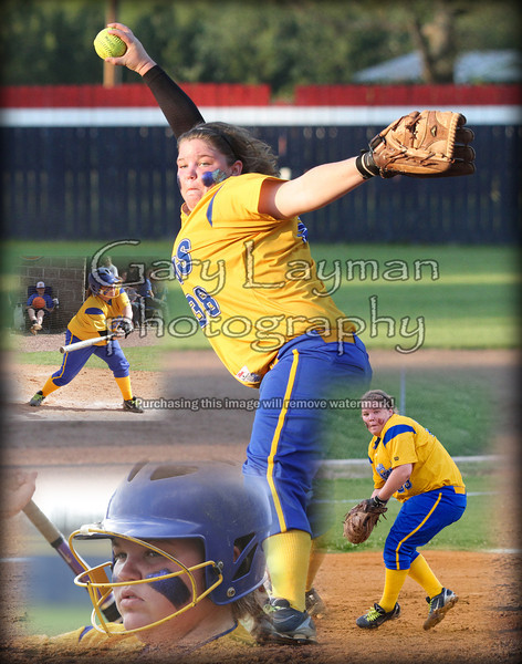 Mantachie Softball Collages