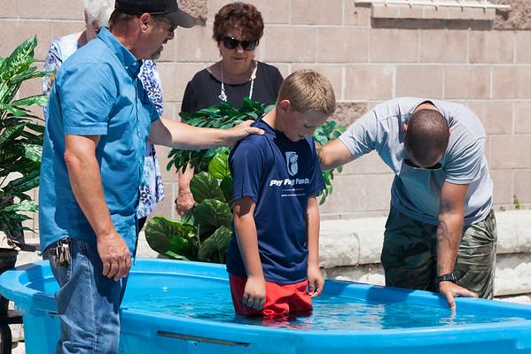 Baptism-Sisemores