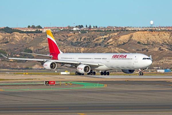 Madrid-Barajas Adolfo Suárez Airport - 2019