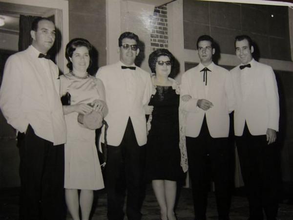 Casal Gastao, casal Simoes, o Fernando Nunes e o Boal