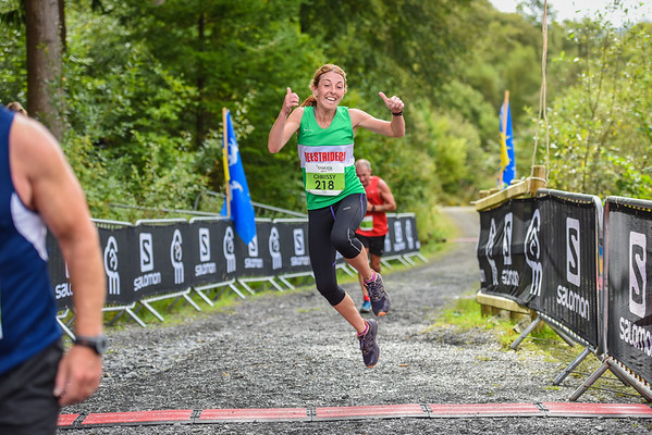 Trail 10K Wales 2019 - Finish Pictures