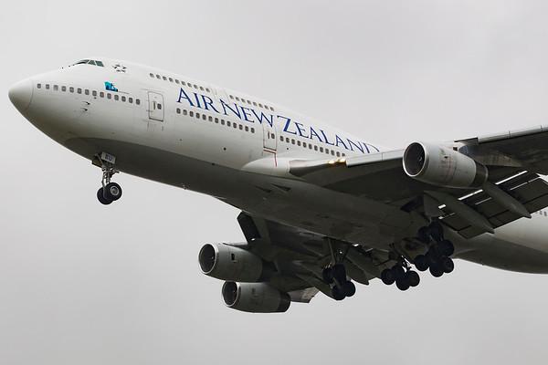 ZK-NBU - Boeing 747-419