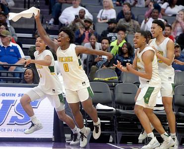 Vanden High boys basketball team nabs section championship in Sacramento